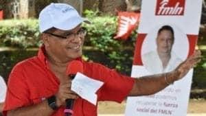 El Salvador: entrevista al nuevo líder del FMLN 1