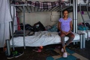 Postal desde Tijuana: madres migrantes esperan el parto y la corte 5