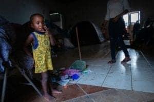 Postal desde Tijuana: madres migrantes esperan el parto y la corte 10