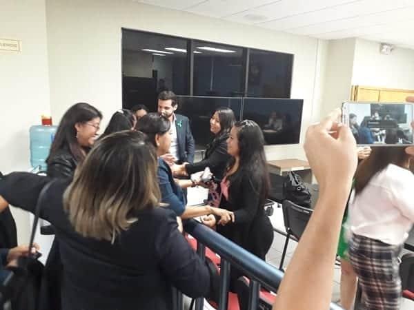 Evelyn hernández, acusada de aborto, liberada tras 3 años