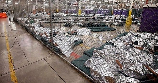 Niños migrantes: trauma, tristeza, desolación, lágrimas…