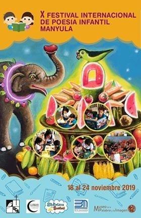 Festival internacional de poesía infantil en el salvador
