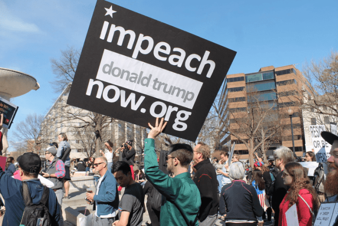 """""""impeachment"""" y registrar votantes"""