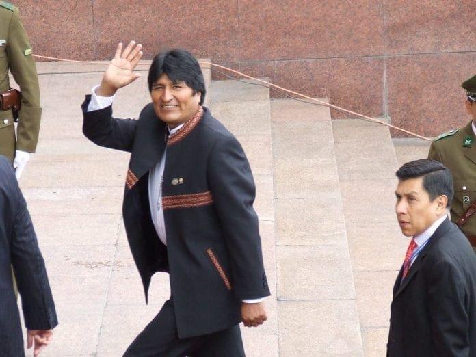 Bolivia, el país que nunca existió, por david hernández