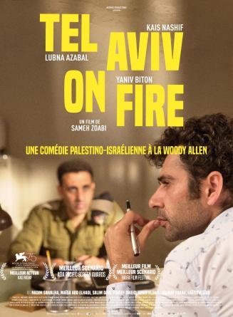 Tel aviv on fire: judíos y musulmanes en beverly hills