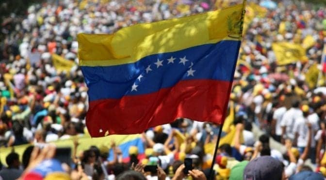 Sustainable socialism and the situation in venezuela