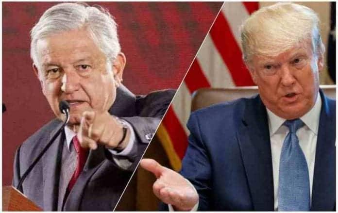 AMLO y Trump / Trump calculó mal, por samuel schmidt