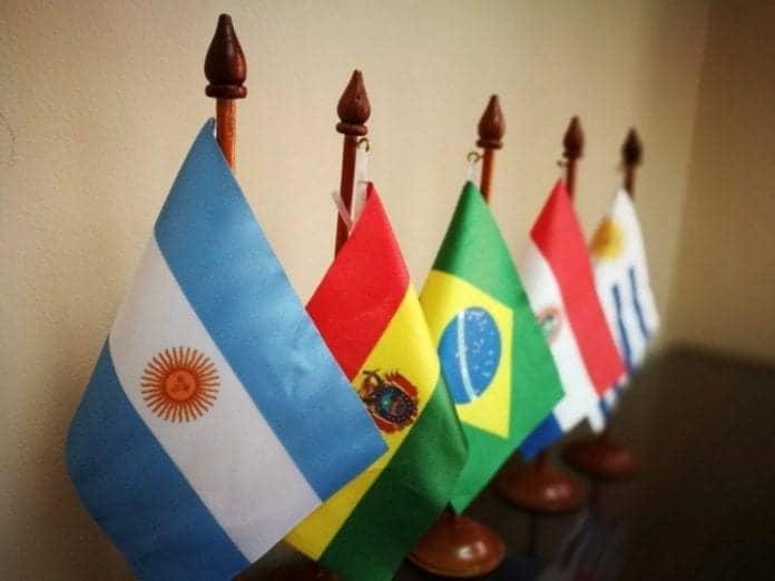 Sudamérica al terminar 2019: argentina, bolivia, brasil