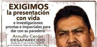 Acción urgente de amnistía internacional en méxico: arnulfo cerón soriano