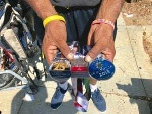 Entrevista: de corredor de maratón a indigente, por agustín durán