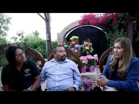 Video entrevista: gualterio, el súper inmigrante de las flores