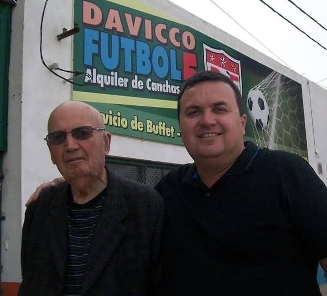 Los Davicco: inventores de la metalurgia, el automovilismo y el fútbol grande de Ballesteros