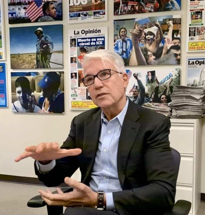 Ex jefe de policía George Gascón es candidato a fiscal del condado de l.a.