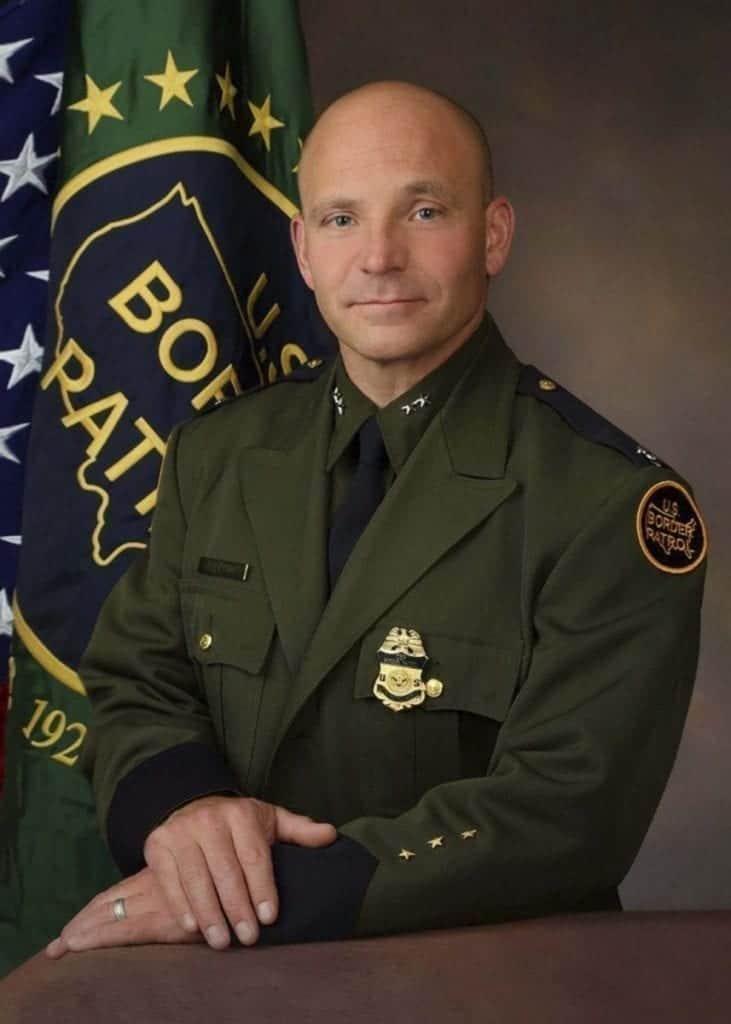 Nuevo jefe de la patrulla fronteriza,  san diego: comunicación y honestidad