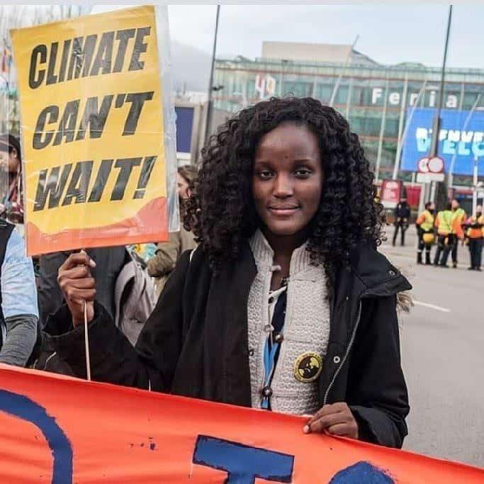 5 jóvenes afroamericanos activistas de justicia climática que deberías conocer 1