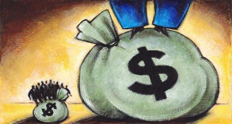 California rica, California pobre: somos número uno