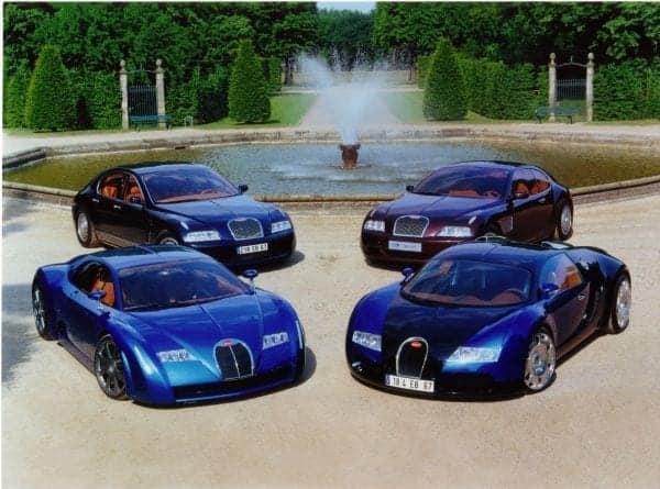 15 años después el récord mundial de velocidad del Bugatti Veyron aún asombra 1