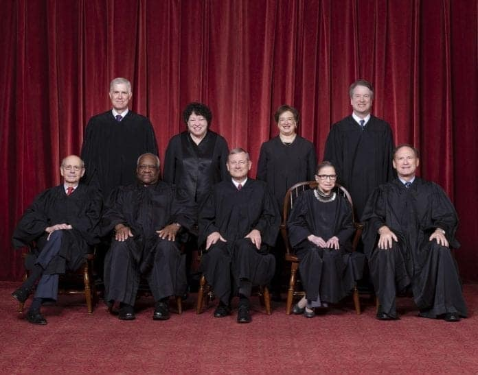 1280px Supreme Court of the United States   Roberts Court 2018