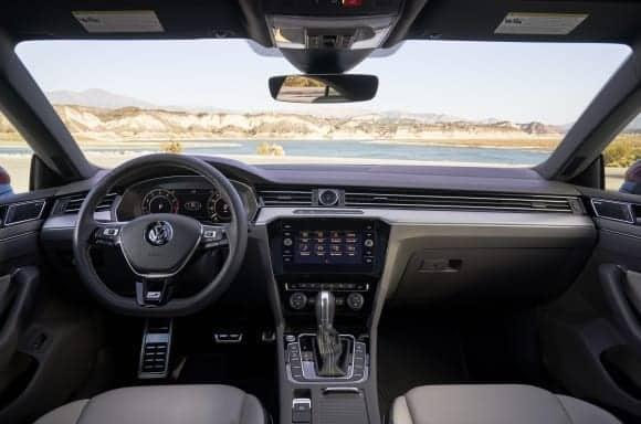 Volkswagen Arteon, un lujoso sedán: prueba de 3000 millas 1