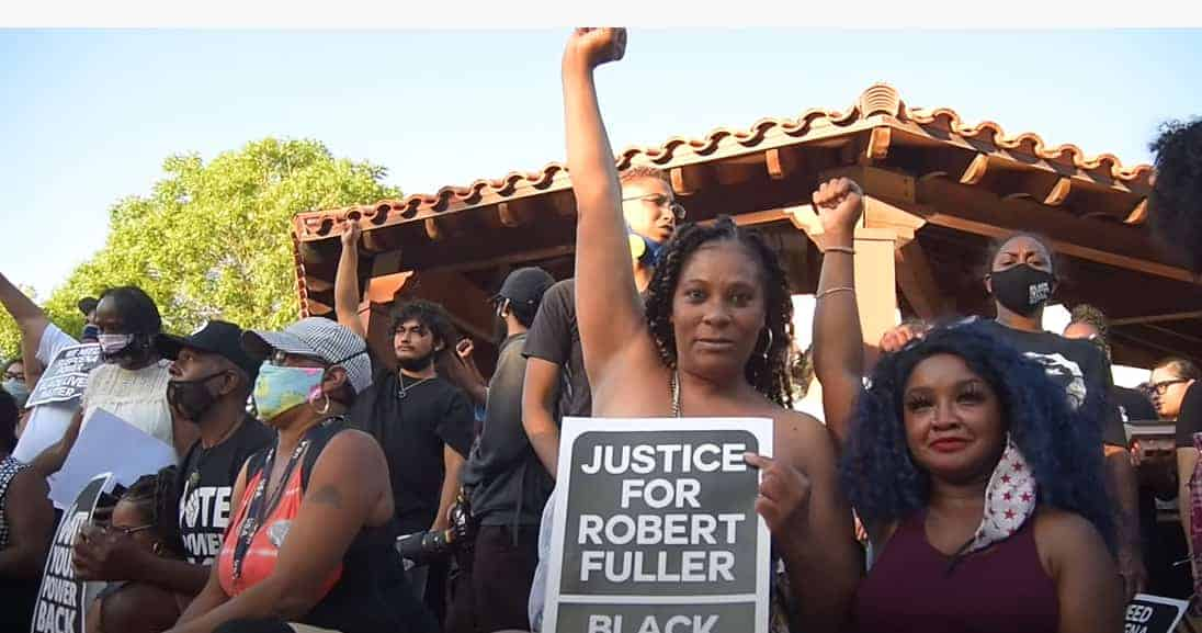 L.A's Protests, As Diversified As The City Itself; Calls for Mayor, Chief's Resignation 4