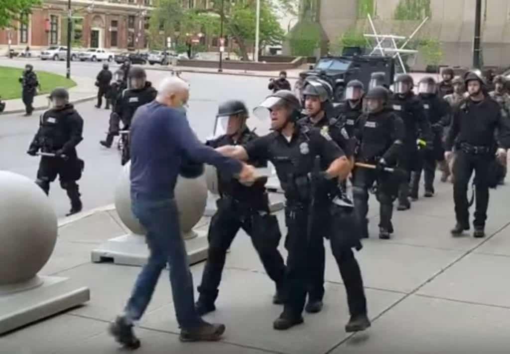 Brutalidad policial: ambiente de cambio en el aire 2
