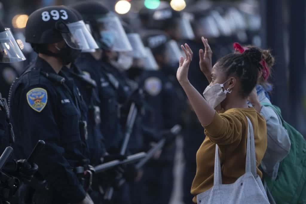 Brutalidad policial: ambiente de cambio en el aire 1