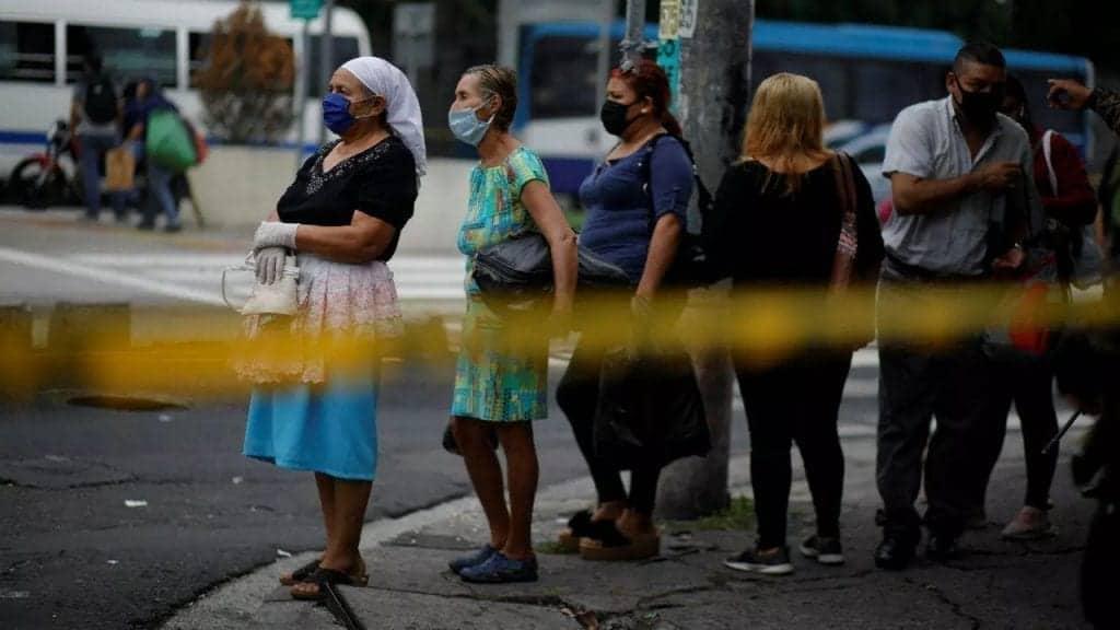 La realidad nacional de El Salvador,