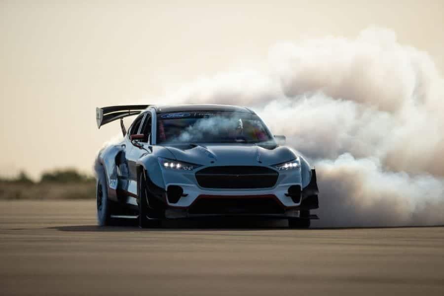 Mustang Mach-E, Hispanic L.A.