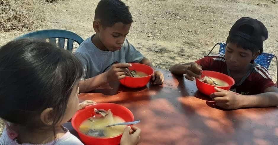 Keison Carrillo y Fernando Carrillo: solidaridad durante la pandemia 4