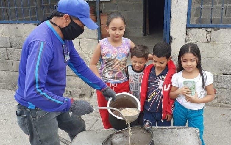 Keison Carrillo y Fernando Carrillo: solidaridad durante la pandemia 6