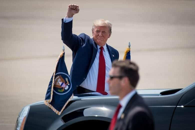 Trump caótico escenario electoral