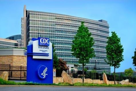 CDC - el edificio en Atlanta