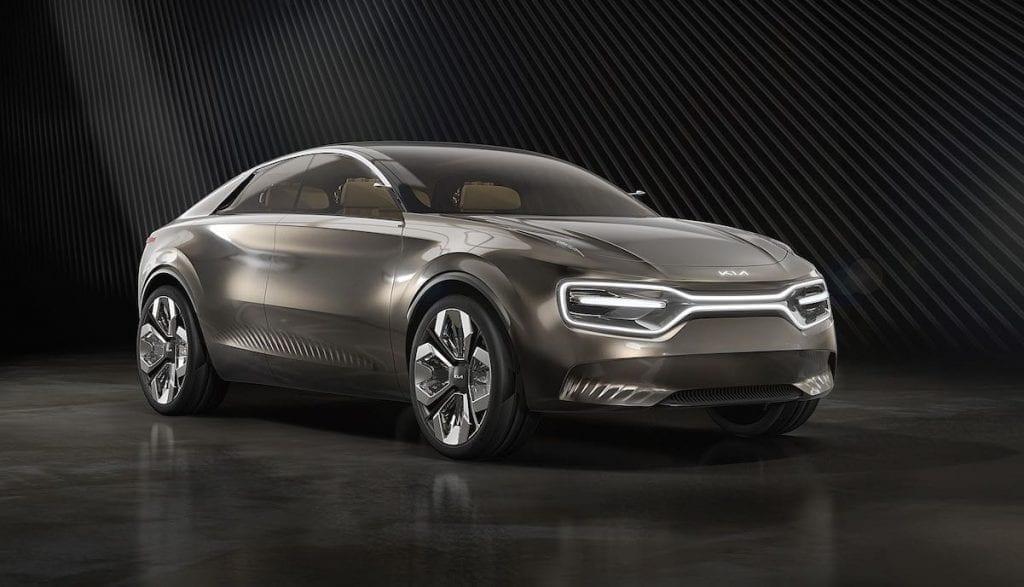 Kia Imagine, primer vehículo solo eléctrico