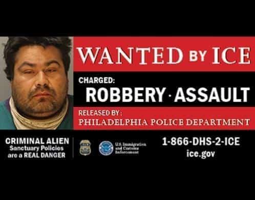 Ice bajo Trump: Cartelera antiinmigrante de ICE