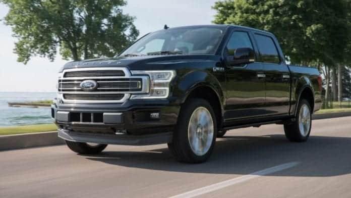 Los vehículos más vendidos: Ford serie F