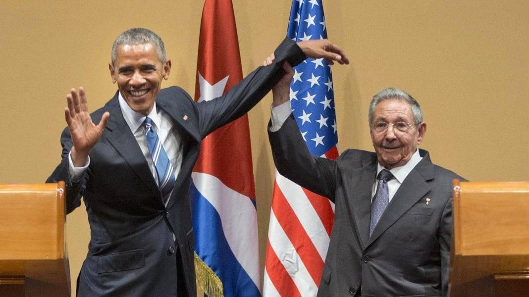 Desde Cuba, Obama y Raúl Castro