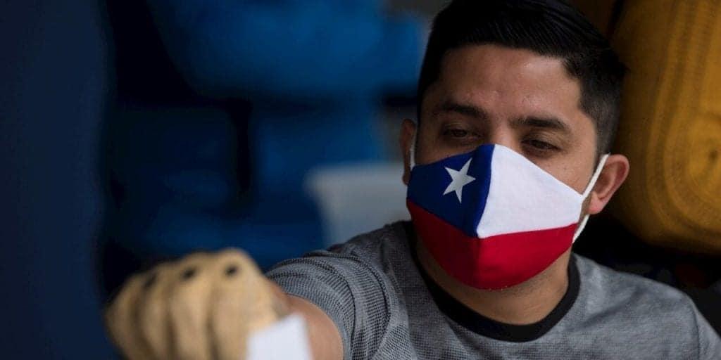 Plebiscito constitucional en Chile