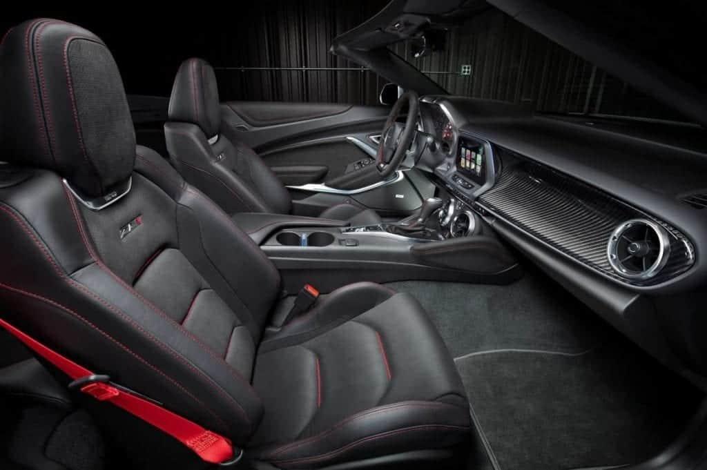 Chevrolet camaro convertible 2021