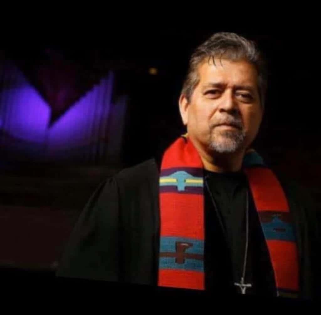 Rev. Walter Contreras