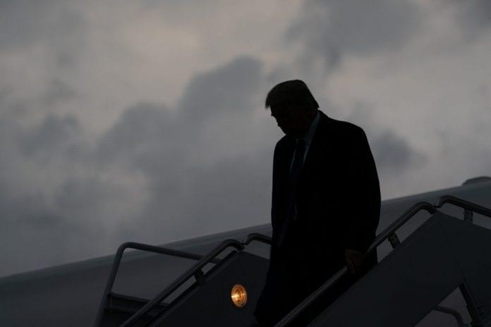 Trump tiene coronavirus