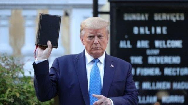Trump y los evangélicos
