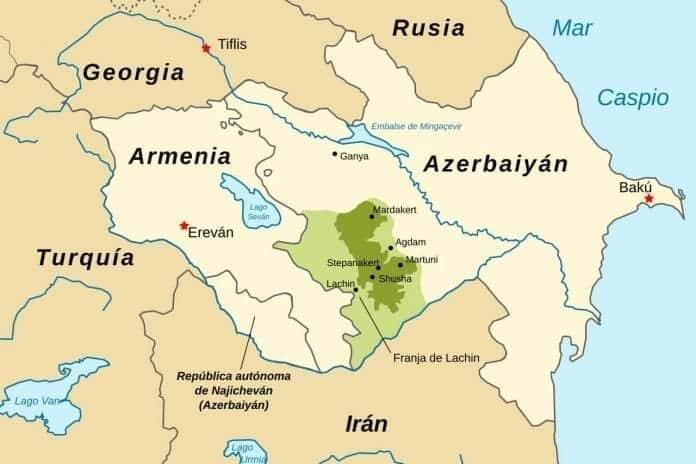 Nagorno-Karabaj (Nagorno Karabaj)