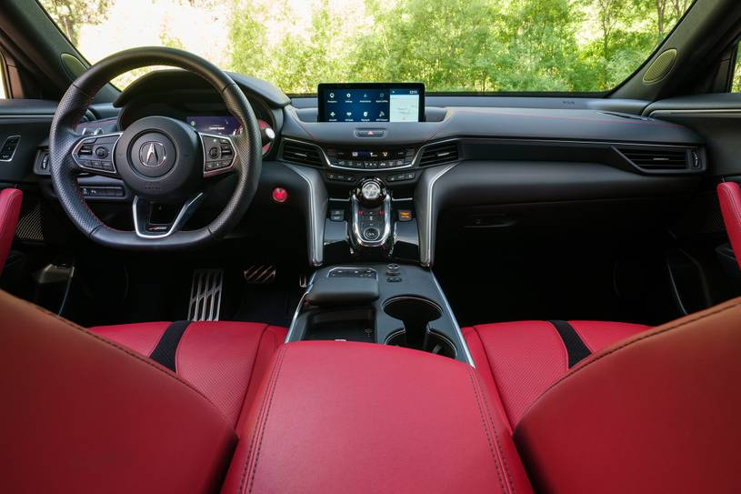 Acura TLX del 2021