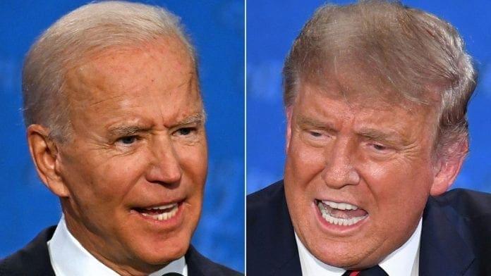 Biden-Trump doble gobierno