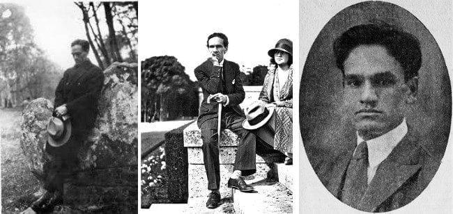 César Y Georgette Vallejo En París