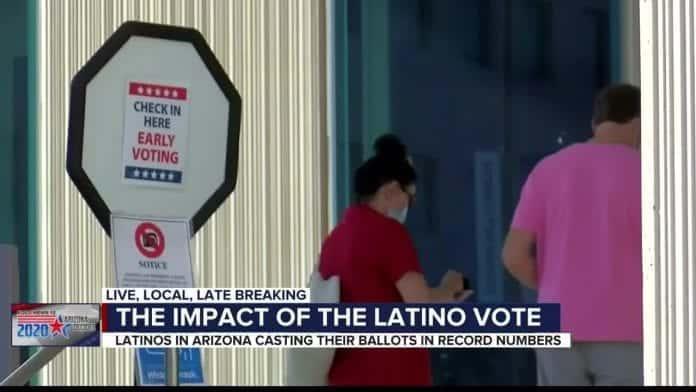 Latinos en Arizona