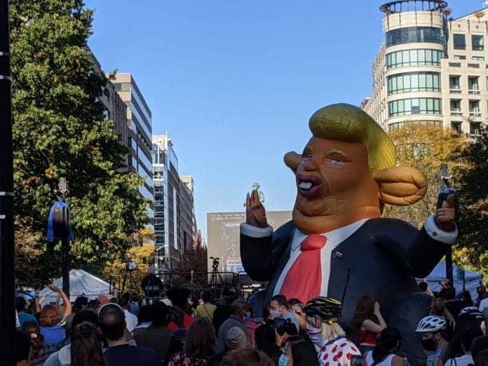 Análisis de las elecciones / Festejo en Washington
