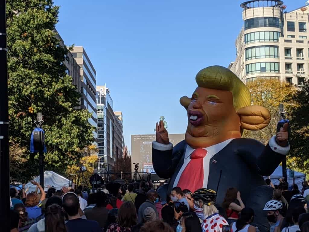 BLM Plaza DC /Photo: Uri Lerner