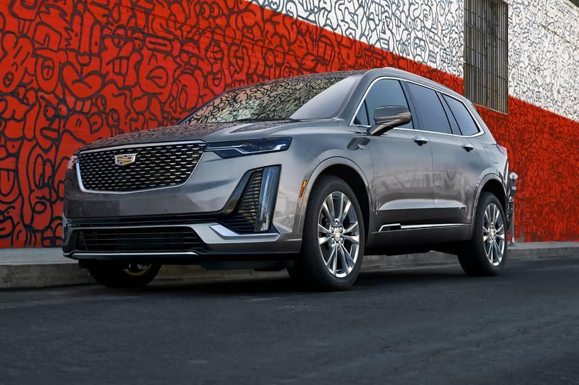 Cadillac XT6 del 2021