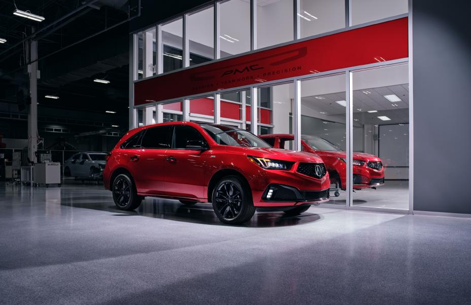 Acura MDX PMC Edition AWD